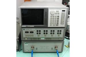 Sestava HP8510C +8515A
