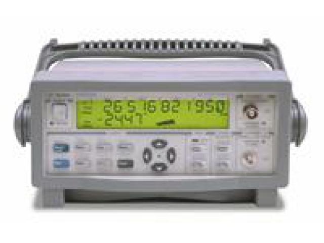 Agilent 53150A čítač 20GHz ilustrační obrázek