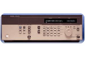 Agilent 83711B rozmítaný generátor ilustrační obrázek