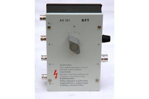 RFT AK101 přepínač čtyř sond obrázek 1