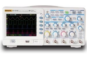 Rigol DS 1204B digitální osciloskop 4x200MHz 2GSa/s obrázek