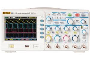 Rigol DS 1104B digitální osciloskop 4x100MHz 2GSa/s obrázek 1