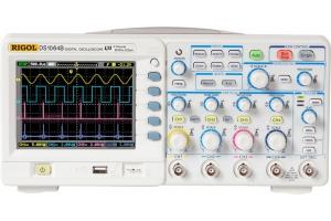 Rigol DS 1064B digitální osciloskop 4x60MHz 2GSa/s obrázek 1