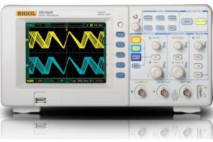 Rigol DS 1052E digitální osciloskop 2x50MHz 1GSa/s obrázek 1