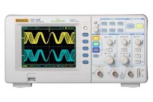 Rigol DS1102E digitální osciloskop 2x100MHz 1GSa/s obrázek 1