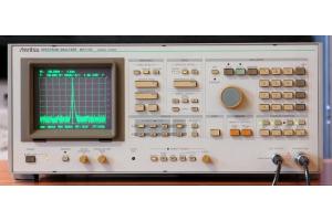 Anritsu MS710F spektrální analyzátor 100 kHz - 23 GHz obrázek 1