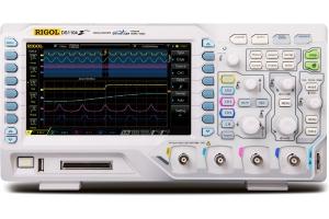 Rigol DS 1074Z-S Plus osciloskop 4x 70MHz 1GSa/s obrázek