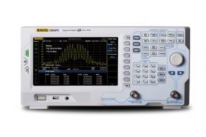 Rigol DSA875/TG spektrální analyzátor 9kHz - 7,5GHz s tracking generátorem obrázek