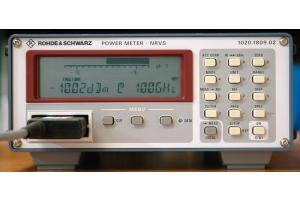 R&S NRVS + NRV-Z51 měřič výkonu se senzorem DC - 18 GHz obrázek 1