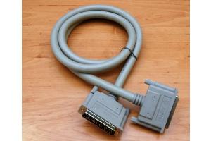 AGILENT Y1135A kabel 50 pin M/F 1,5m obrázek 1
