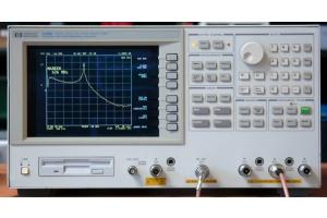 Hewlett Packard 4396B/10 Network/Spektrální/Impedanční analyzátor obrázek 1