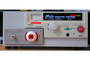 Kikusui TOS5101 AC/DC 10kV vysokonapěťový tester obrázek 1