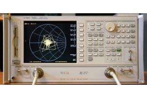 Agilent 8720ES S-parametr vector network analyzátor 50MHz-20GHz obrázek 1