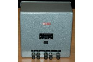 RFT Typ 0211 INDUKČNÍ NORMÁL