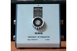 TESLA CFN 204 01 Attenuator