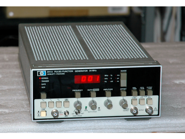 HP 8111A