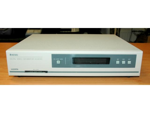 Astro VG-859C