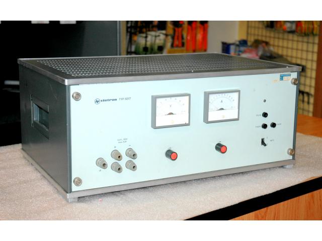 Statron 3217, DC zdroj 0-30V/0-10A